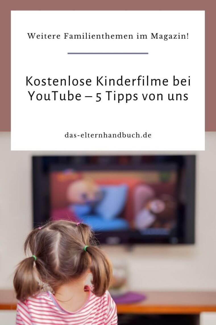 Kinderfilme Bei Youtube