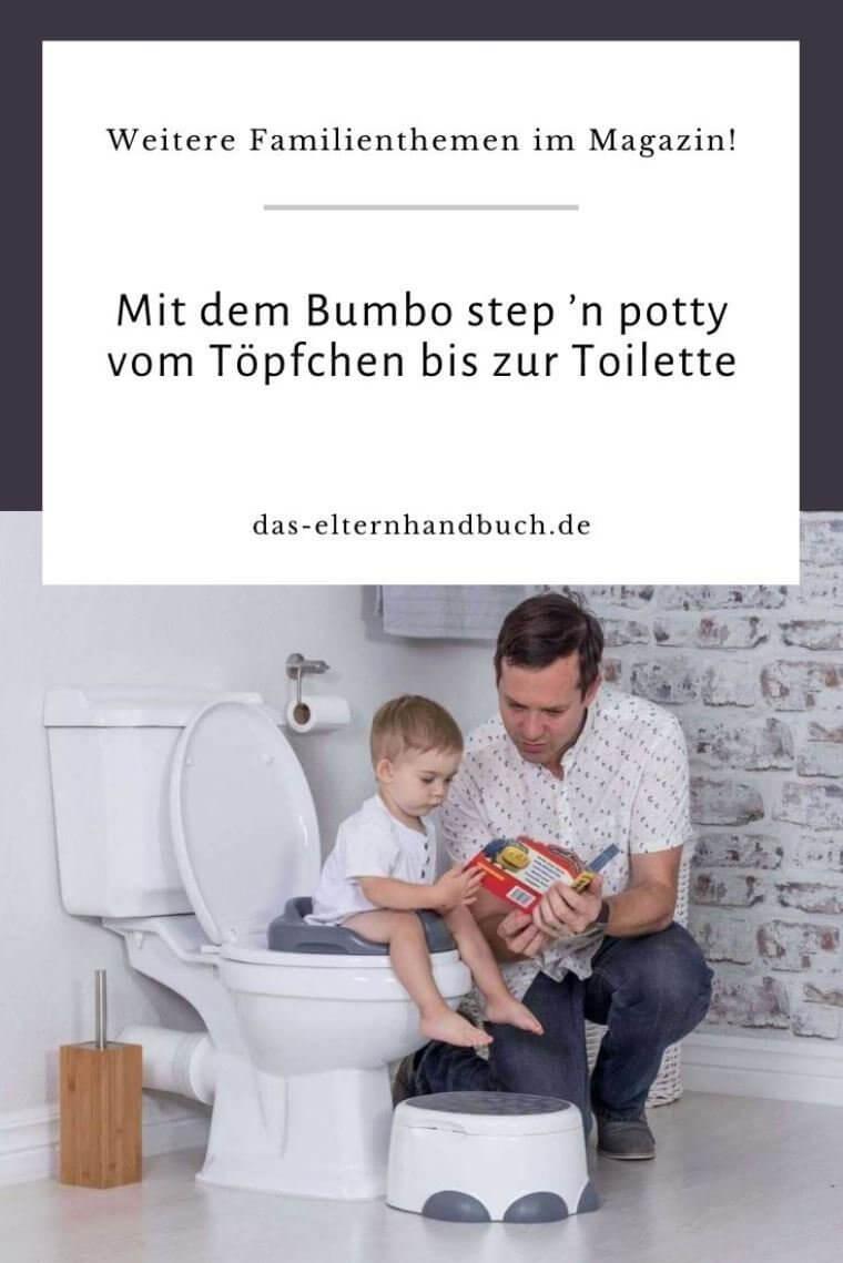 Bumbo step 'n potty