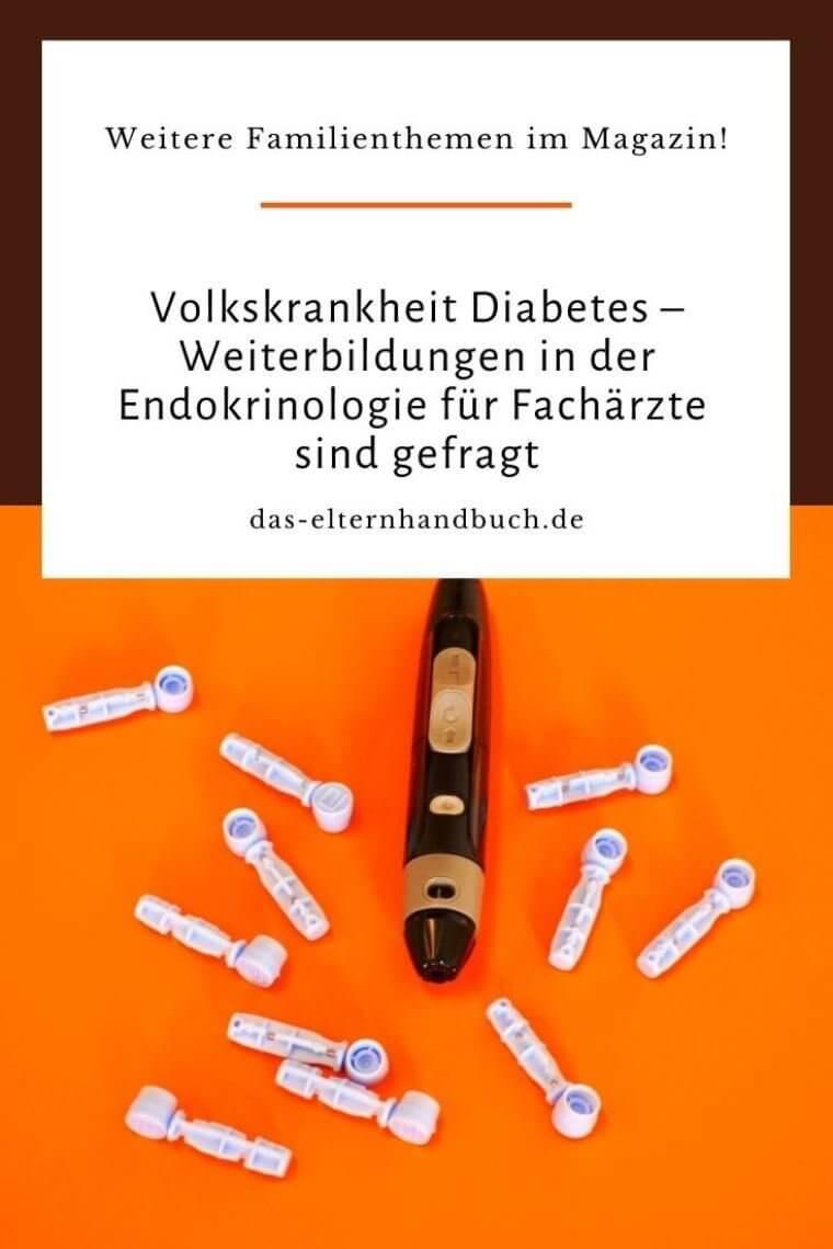 Diabetes, Endokrinologie