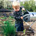 Gartensaison starten