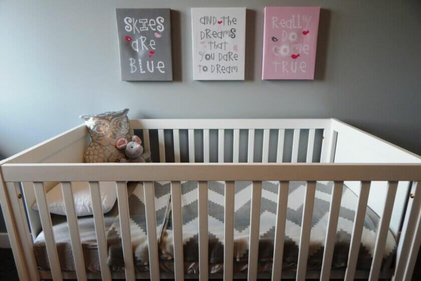 Kinderzimmer, Babyzimmer