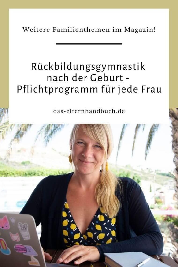 Rückbildungsgymnastik, Rückbildungskurs, Beckenboden