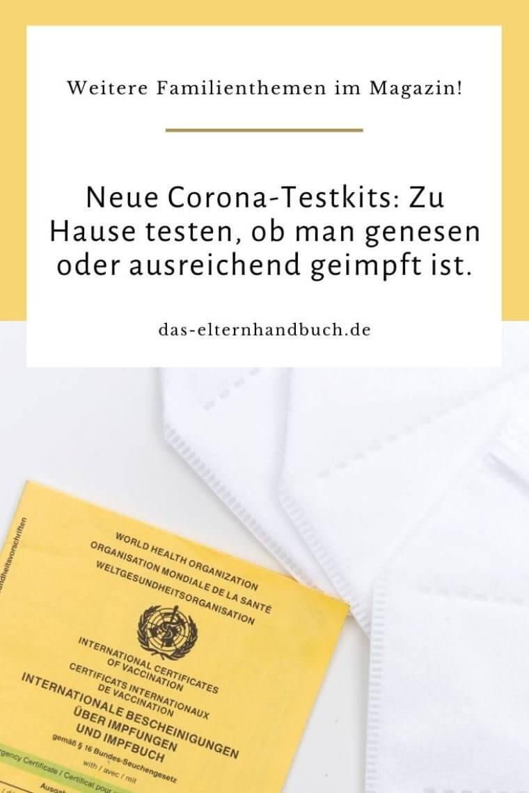 Corona AProof-Testkits