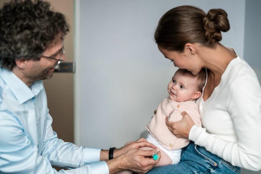 Impfungen gegen Blutvergiftung