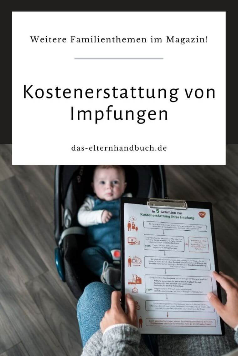 Kostenerstattung von Impfungen